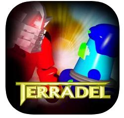 Jeu Terradel gratuit sur iOS