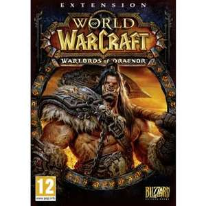 World Of Warcraft : Warlords Of Draenor sur PC
