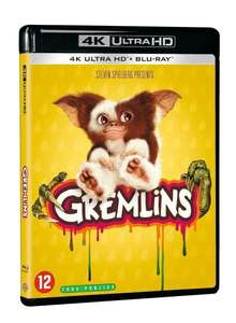 Blu-Ray 4k Gremlins - Ultra HD
