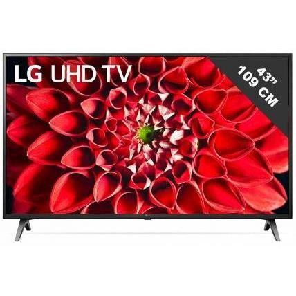 Télévision LG 43'' 43UN711C - Smart TV, 4K UHD