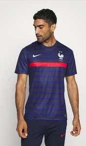 Maillot de football supporter Nike FFF France - Domicile, Bleu