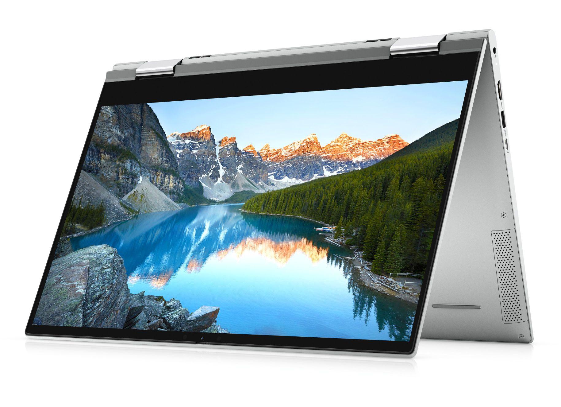 """PC Portable 2-en-1 15.6"""" Dell Inspiron 7506 - FHD, Intel Core i5-1135G7, 8 Go de RAM, SSD 256 Go, Windows 10"""