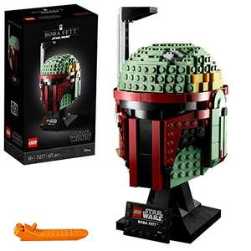 20% de réduction sur une sélection de produits - Ex : Jeu de construction Lego Star Wars (75277) - Casque Boba Fett