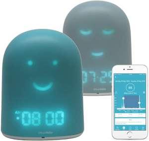 Réveil intelligent éducatif pour apprendre à dormir plus Rémi pour Enfant - Suivi sommeil, Baby-phone, Veilleuse, Enceinte (urbanhello.com)