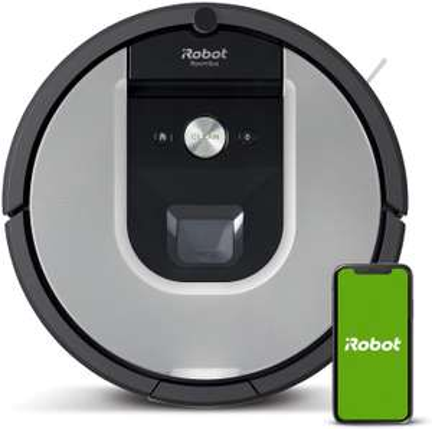 Aspirateur robot connecté iRobot Roomba 971