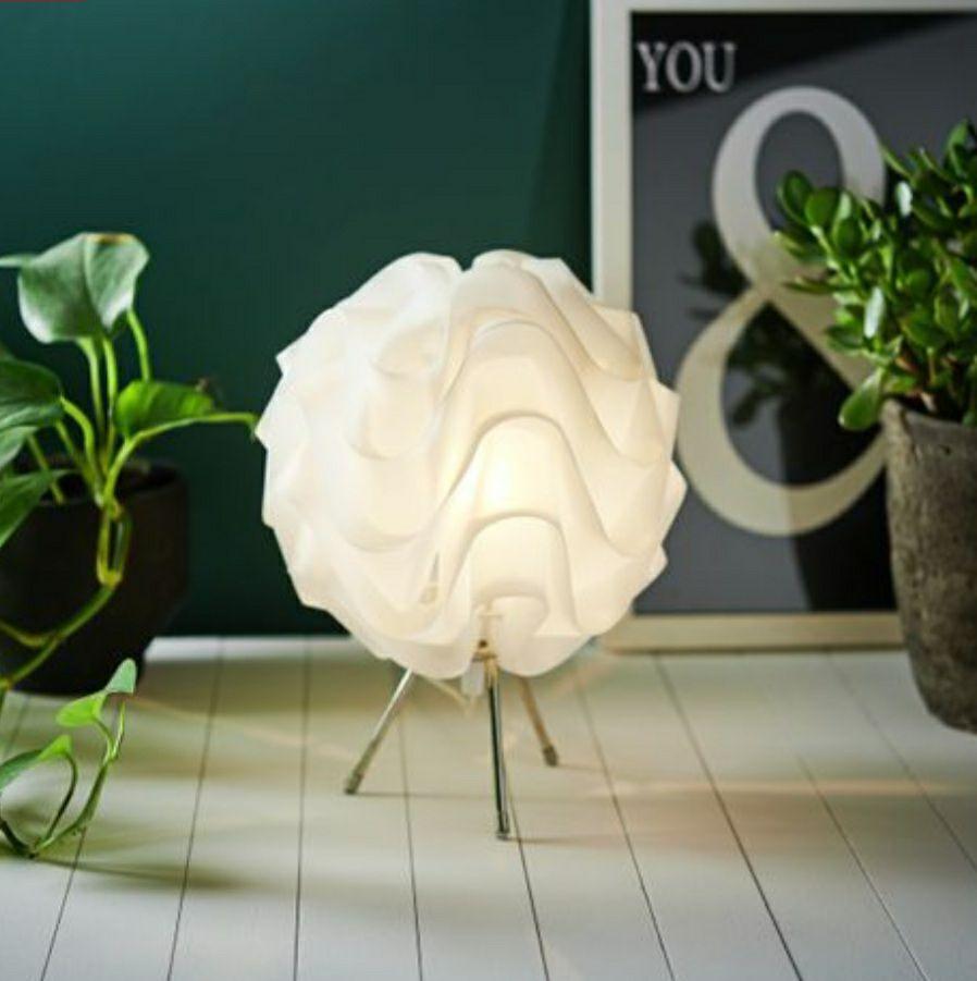 Lampe à poser Wave - Blanc