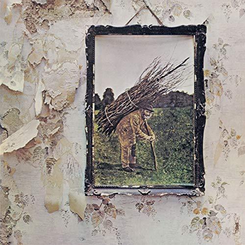 Sélection de Vinyles Led Zeppelin en promotion - Ex : Vinyle Led Zeppelin IV Remastered Original
