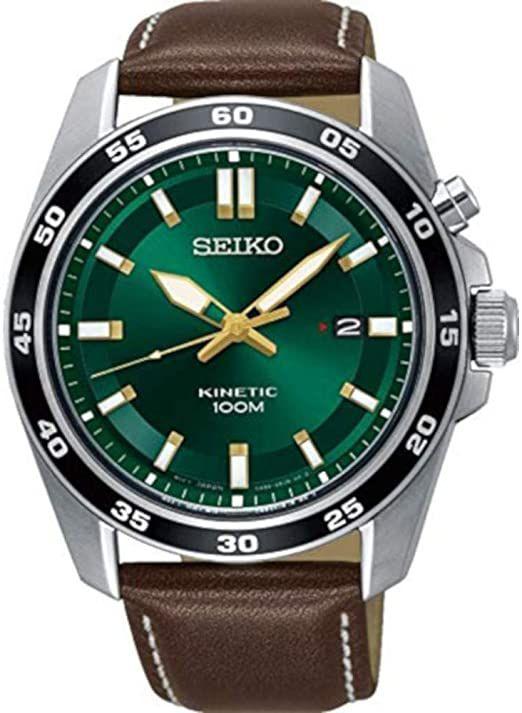 Montre homme Kinetic Seiko SKA791P1 (Taxes et frais de livraison inclus)