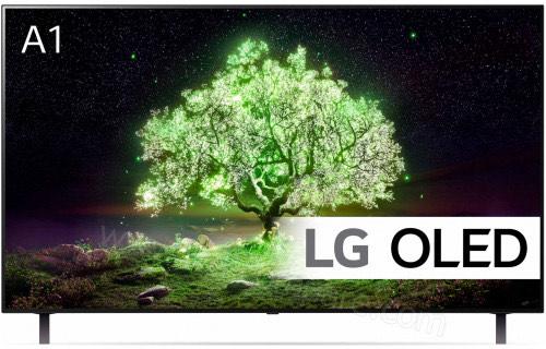 "TV OLED 65"" LG OLED65A1 (2021) - 4K UHD, Smart TV, Dolby Vision IQ et Atmos"