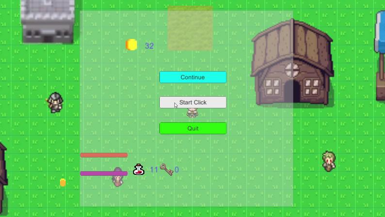 Jeu 2D Action Shooter gratuit sur PC, Mac et Linux (Dématérialisé, DRM-Free)