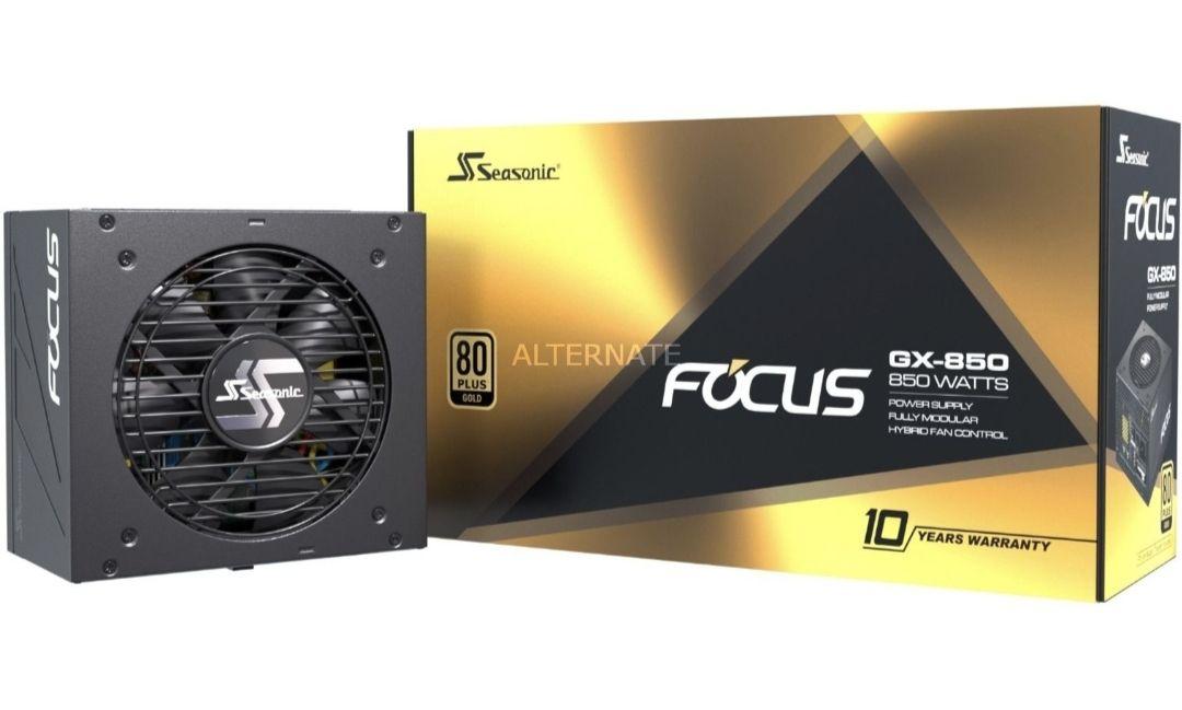 Alimentation PC Seasonic Focus GX-850w Gold