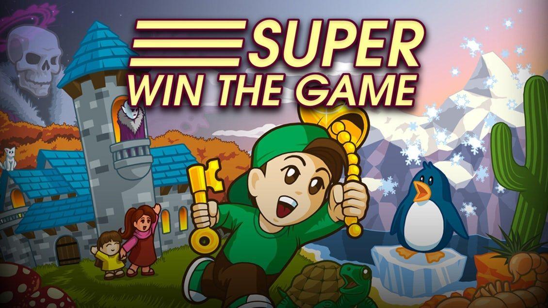 Jeu Super Win the Game Sur PC (Dématérialisé - Steam)