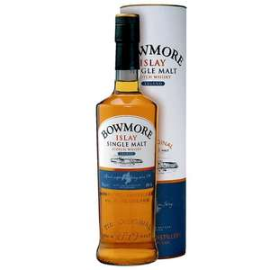 Whisky Bowmore Legend 70cL + 2 verres