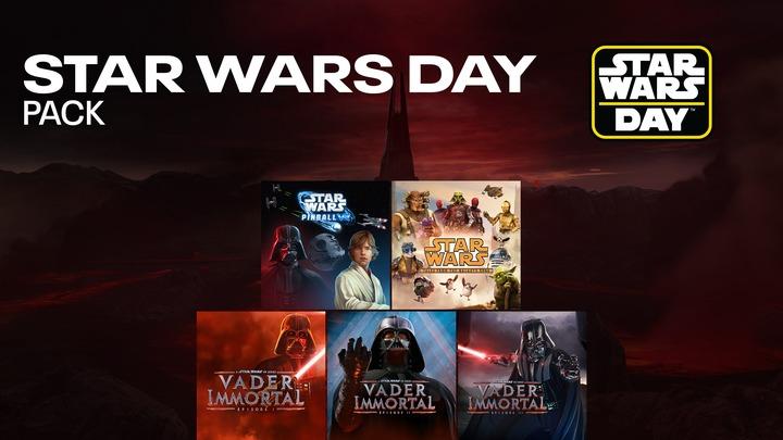 Pack Star Wars Day sur Oculus Quest (Dématérialisé)