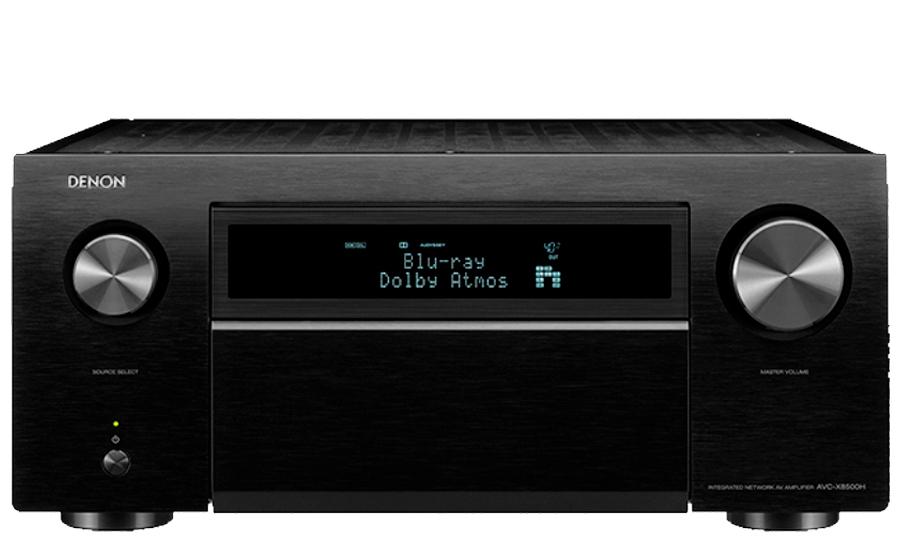 Ampli Home-cinéma Denon X8500H - noir