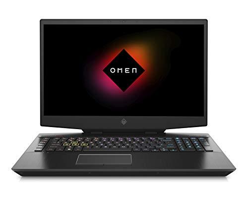 """PC Portable 17.3"""" HP Omen 17-cb1075nf - 144Hz, i7-10750H, 16 Go de RAM, 512 Go SSD, RTX 2080 Super"""