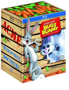 Coffret Blu-Ray Bugs Bunny 80 Ans - Deluxe