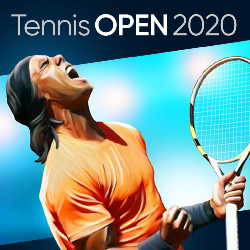 Tennis Open 2020 sur Nintendo Switch (Dématérialisé)
