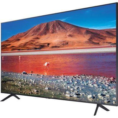 """TV 43"""" Samsung 43TU7072 - 4K UHD, HDR, Smart TV (+19.99€ sur la cagnotte CDAV)"""