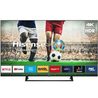 "TV 50"" Hisense 50AE7200F - 4K UHD, HDR 10+, Smart TV (via ODR 30€)"