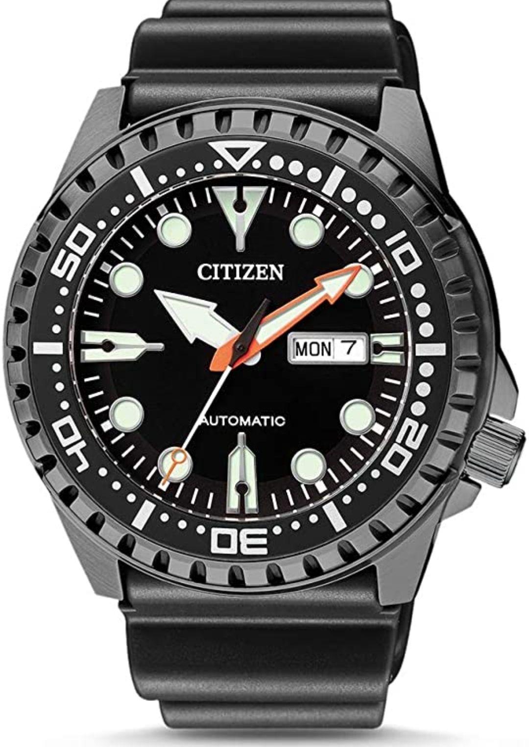 Montre automatique Citizen NH8385-11EE pour Homme - 46 mm