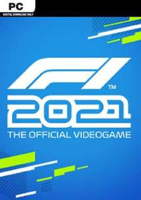 Jeu F1 2021 sur PC (Dématérialisé - Steam)