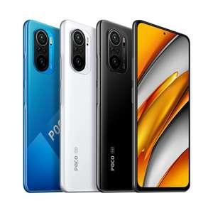 "Smartphone 6.67"" Xiaomi Poco F3 5G - Full HD+ 120 Hz, SnapDragon 870, 6 Go de RAM, 128 Go (via l'application)"