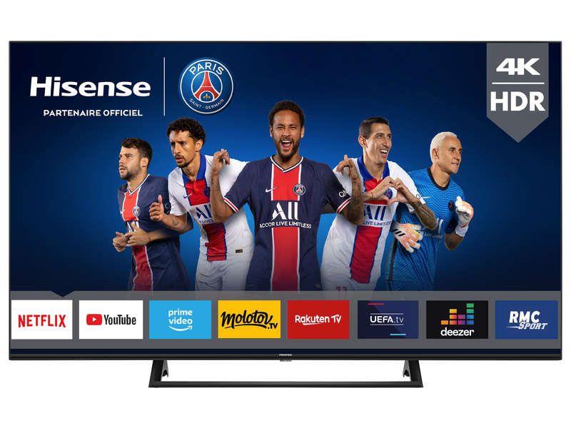 "TV 55"" Hisense 55A7300F - 4K, DLED, Smart TV (+13,29€ en Rakuten Points)"