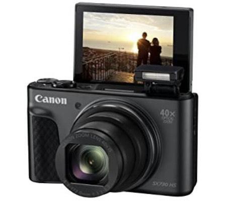 Appareil photo compact Canon Powershot sx730 HS -Capteur 20.3 MP