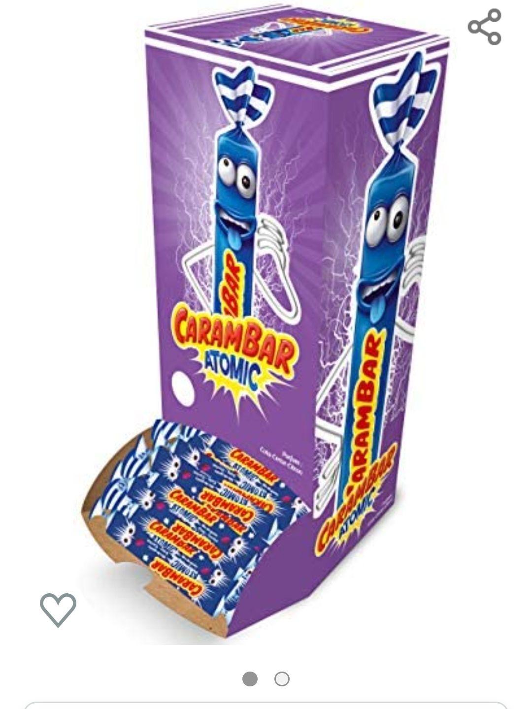 Boîte de bonbons Carambar Atomic - 180 pièces