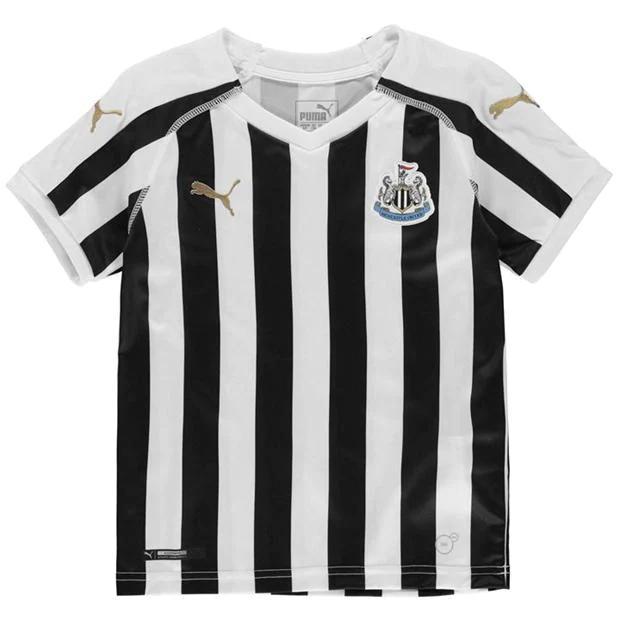 Maillot de Footaball Puma Newcastle United Home 2018 2019 Enfant - Tailles au choix