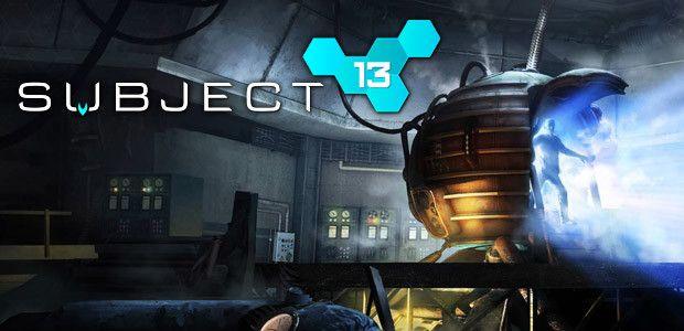 Subject 13 sur PS4 (Dématérialisé)