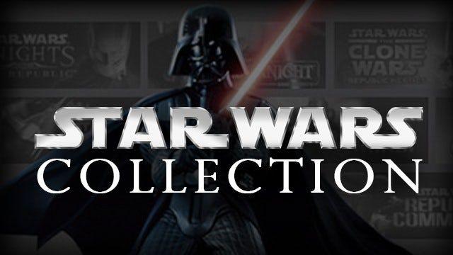 Star Wars Collection - 26 jeux sur PC (Dématérialisés - Steam)
