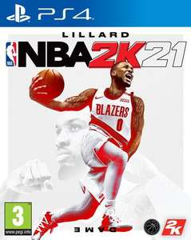 Sélection de jeux en promotion - Ex: NBA 2K21 sur PS4