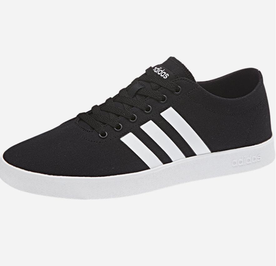 Chaussures en toile Adidas Easy Vulc 2.0 pour Homme - Tailles 39 1/3 à 46