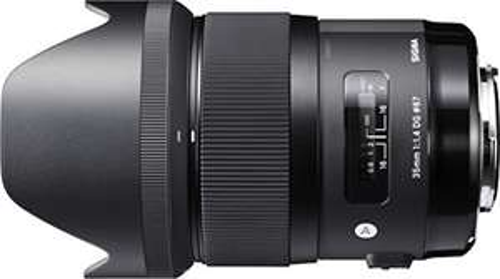 Objectif photo Sigma ART 35 mm f/1.4 DG HSM - Monture Canon