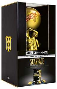 Coffret Blu-ray 4K Scarface - Edition limitée The World is Yours (Version 1932 + Statuette)