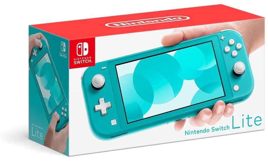 Console Nintendo Switch Lite - Plusieurs coloris (via 30€ sur la carte)