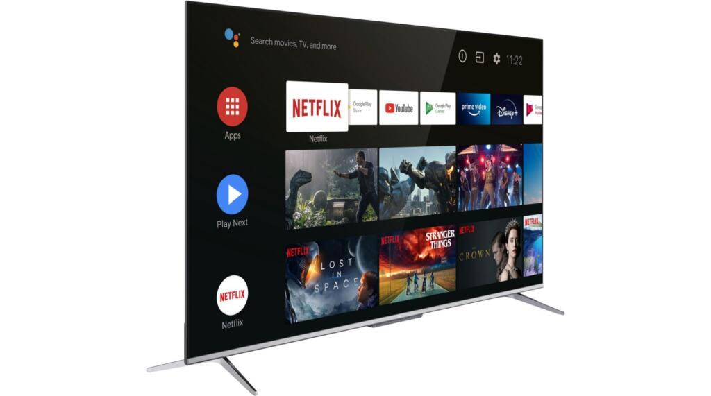 "TV 55"" TCL 55P718 - 4K UHD, HDR10, SmartTV (+54.90€ en Rakuten Points)"