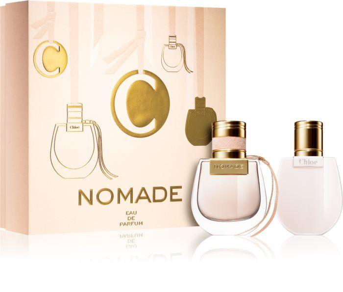 Coffret Parfum Femme Chloé Nomade : Eau de parfum 50 ml + Lait corporel parfumé 100 ml