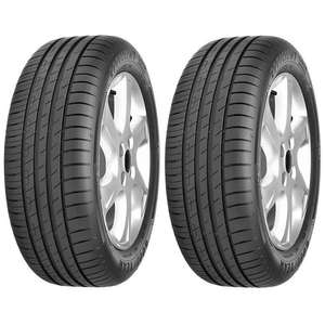 Jusqu'à 80€ en ticket E.Leclerc sur les pneus Goodyear - Ex : Lot de 2 Pneus EfficientGrip Performance - 225/40 R18 92W (Via 40€ sur carte)