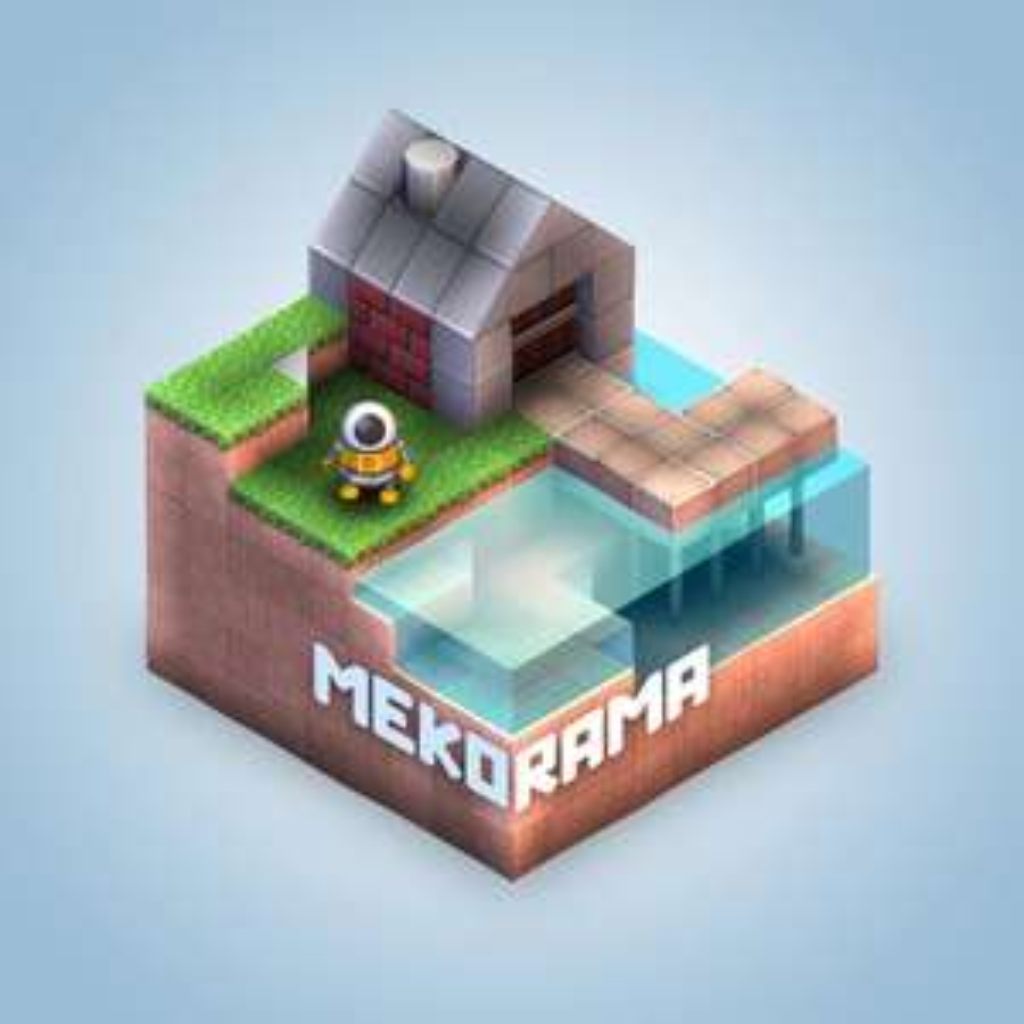 Mekorama sur PS4 (Dématérialisé)