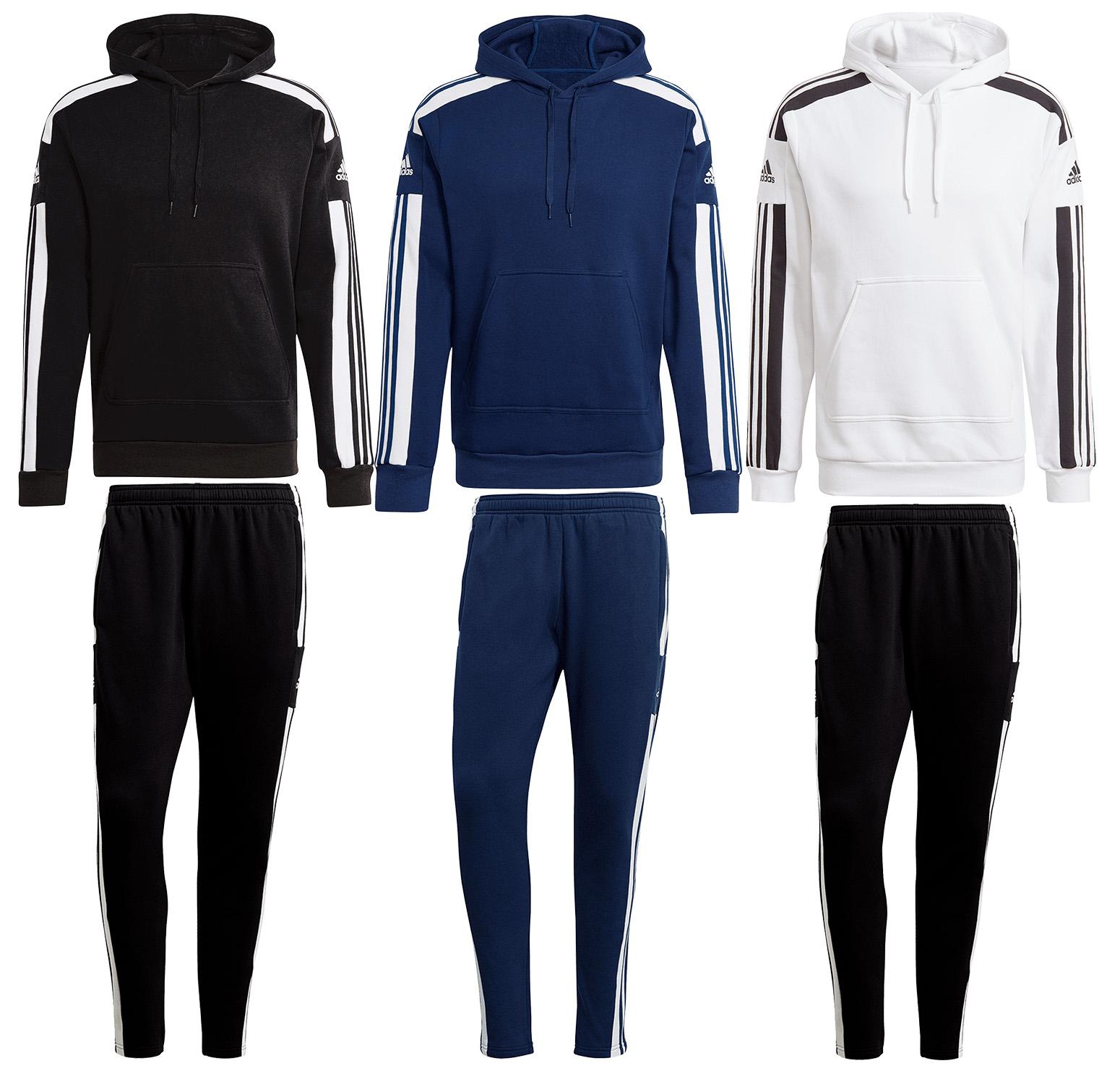 Ensemble sportif adidas Squadra 21 SW (2 pièces) pour Homme - 3 coloris - Tailles du S au 2XL