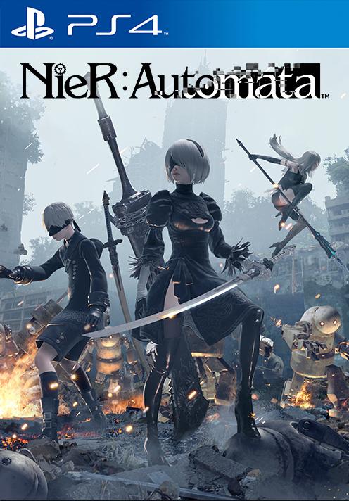 NieR: Automata sur PS4