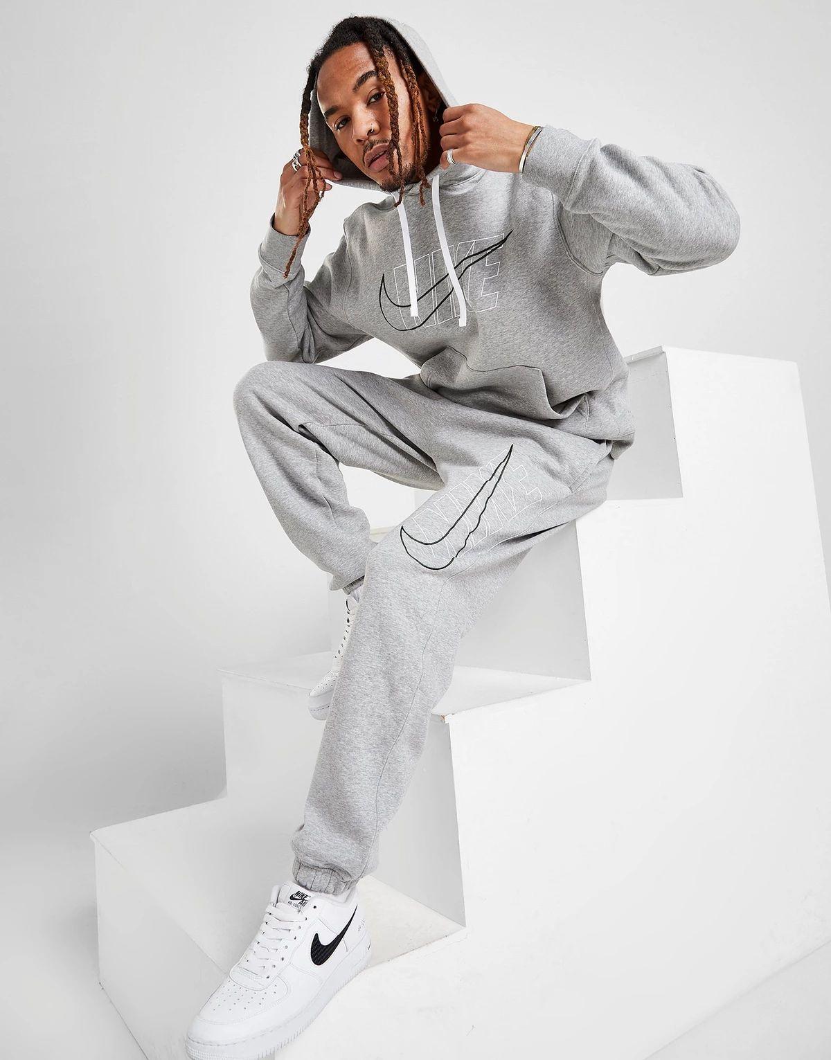Sélection d'articles en promotion - Ex :Pantalon de survêtement Homme Nike Club - Gris (Plusieurs tailles)
