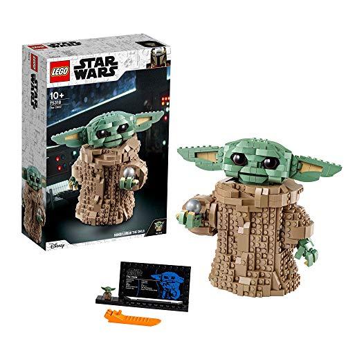 Lego Star Wars 75318 - The Mandalorian : L'Enfant Baby Yoda (Via coupon)