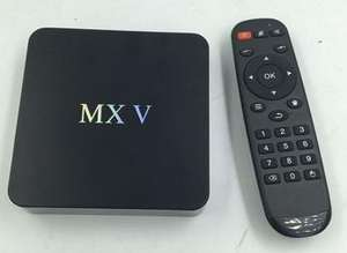 Box Android MXV Amlogic S905 - 4K, RAM 2GB, IPTV, H265,