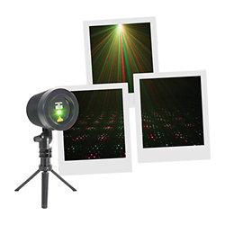 Laser multipoints Ibiza LZR RG Outdoor - Rouge & vert