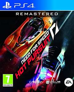 Need for Speed : Hot Pursuit Remastered Nintendo sur Nintendo Switch / PS4 / Xbox one (compatible Series X)