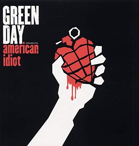 Album Vinyle Green Day - American Idiot Édition Spéciale Limitée
